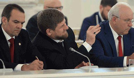 Больше тысячи человек было допрошено в связи с тем, что Рамзан Кадыров потерял свой мобильный