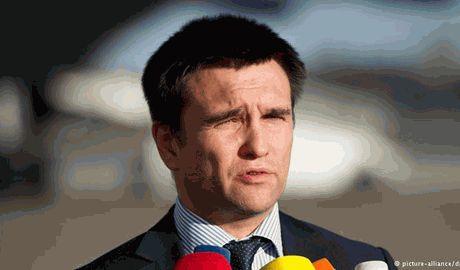Европейские партнеры не отказывали Украине в помощи, в том числе и военной, –  глава МИД Украины