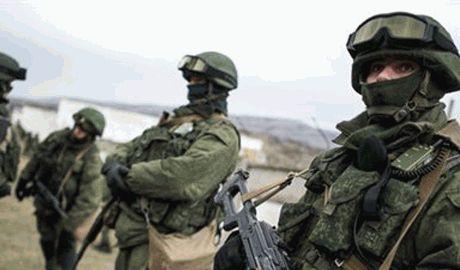 Вооруженные силы Украины под Луганском столкнулись с кадровыми российскими военными