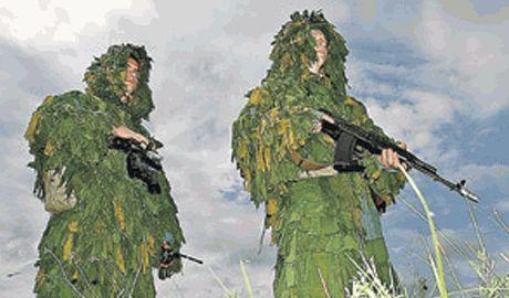 Украинцев будут готовить к ведению партизанской войны