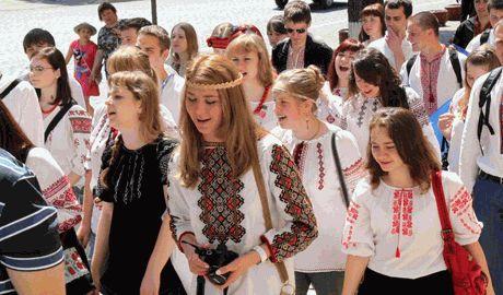 На День независимости в Киеве кроме военного парада состоится марш вышиванок