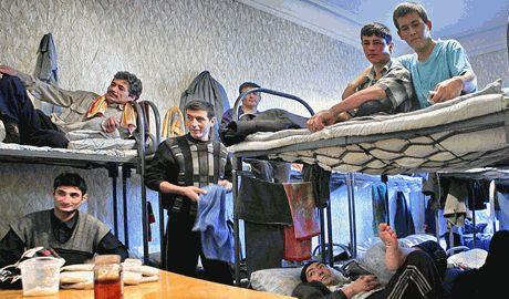 Уже осенью Москва сможет увидеть собственный майдан, обещают иммигранты из Таджикистана