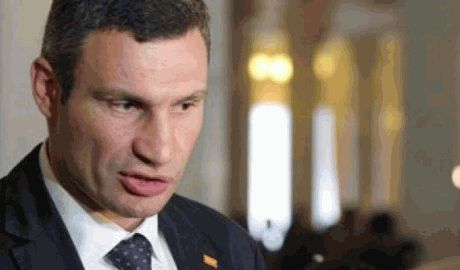 Виталий Кличко улучает жизнь Киевлян с помощью юмора Видео