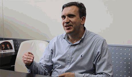 Павел Шеремета ушел в отставку с поста главы Минэкономики