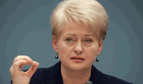 Слава Украине!, – президент Литвы подготовила поздравления для украинцев в день независимости Видео