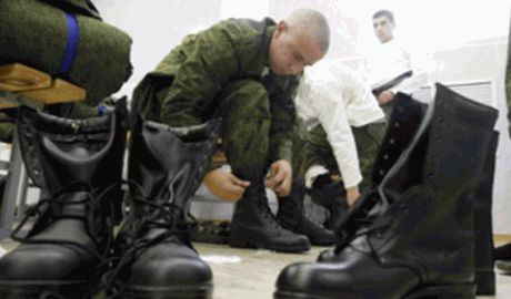 В Приднестровье объявлена мобилизация всех военнообязанных