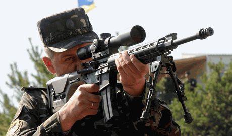 Сравнение характеристик украинской снайперская винтовка VPR-308 и советской СВД (Инфографика)