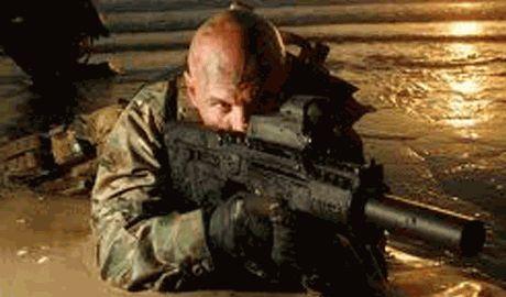 На вооружения ВСУ вместо АК приходит ФОРТ-221 Видео