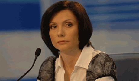 Депутат от ПР, Елена Бондаренко, на российском ТВ похвалила спецназ РФ ВИДЕО