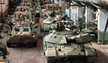 Министерство обороны Украины передаст на вооружение добровольческих батальонов тяжелое вооружение