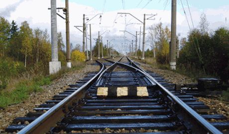 В Харьковской области прогремел взрыв, в результате повреждено 80 сантиметров железнодорожного полотна
