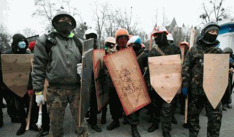 Для имперских рабов или что такое Украинский дух