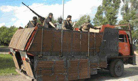 """Штурмовая группа """"Азова"""" уничтожила блок-пост террористов под Донецком"""
