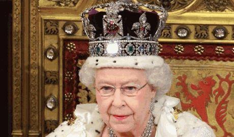 Удачи и счастья, – пожелала украинцам королева Англии