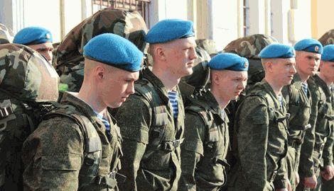 Украинская армия уничтожила очередную колону десантников РФ ФОТО 18+