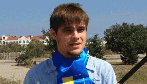В Севастополе тоже отметили день независимости Украины ФОТО