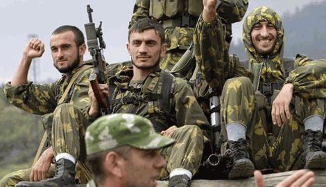 Как командир отчитывал 18-ю бригаду российских войск, которая бежала бросив свои позиции 18+ Видео