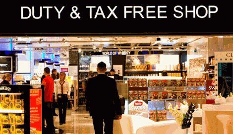 В аэропортах РФ,  жителям Казахстана и Крыма, запретили делать покупки в Duty Free ФОТО