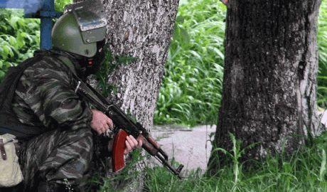 В Дагестане местное подполье приняло бой с войсками РФ, в результате со стороны россиян один убитый