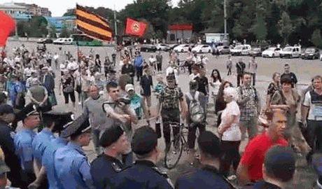 В Харькове готовится второй Славянск?