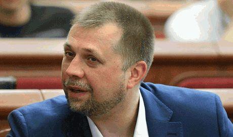 Александр Бородай вернулся в Донецк, — российские СМИ