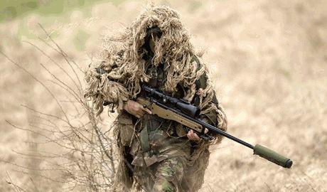 """58 летний украинец прикрывает снайперским огнем штурмовую группу батальона """"Донбасс"""""""