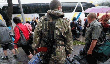 Сепаратисты массово бегут из Донецка