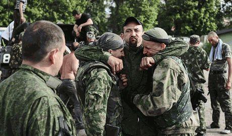 Боевики в осадном положении баловали себя виагрой, — Комбат «Донбасса»