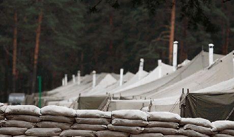 Российские военные развернули штаб на территории Украины — СНБО