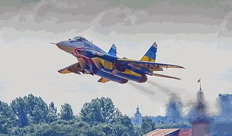 Армия США оснастит украинские ВВС