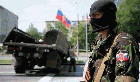Террористы пытаются взять под контроль территории вдоль р. Северский Донец, — пресс-центр «Север»