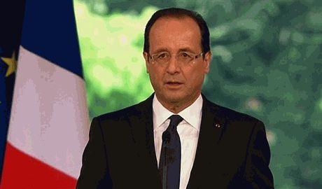 Олланд призвал ЕС занят активную позицию по Украине