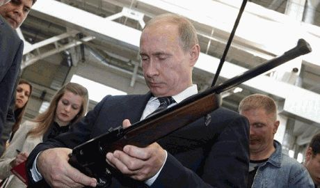 Путин хочет создать в Крыму новую армию