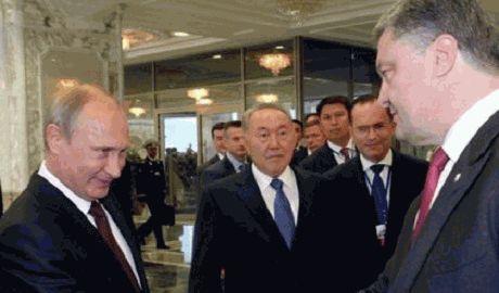 """Порошенко еще не знает, будет ли он лично встречаться с Путиным: """"Все еще впереди"""""""