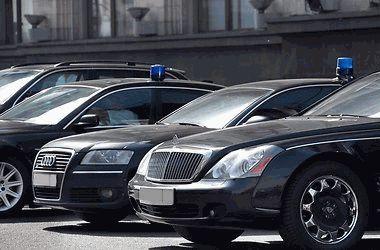 Украинский парламент может передать свой автопарк военнослужащим в зону АТО