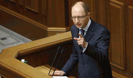 Или санкции в отношении РФ или горы трупов, премьер призывал депутатов проголосовать за санкции