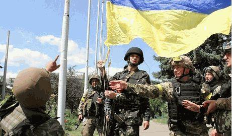За сутки в зоне АТО погибло 15 силовиков, 79 были ранены