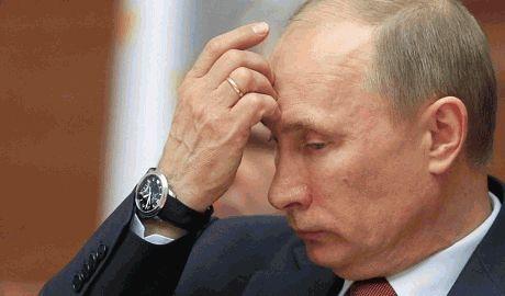 Сегодня Путин отреагирует на введение Евросоюзом санкции против РФ