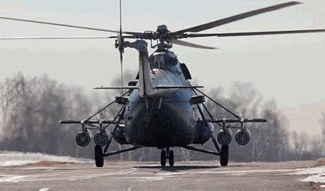 Украинскую армию усилят 14 военных вертолетов из Хорватии