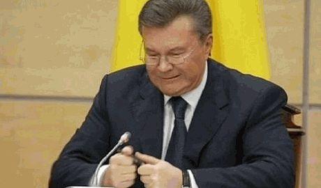 """Янукович подал в суд ЕС с требованием признать его """"легитимным президентом"""""""