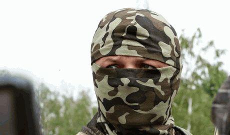 """Комбат батальона """"Донбасс"""" снял свою балаклаву ФОТО"""