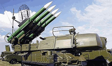 """Россия перебрасывает в Украину комплексы """"Бук"""" – Пентагон"""