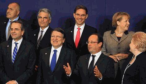 Лидеры ЕС единогласно выступили за введение санкций против РФ