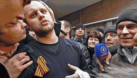 «Донбасс это дочка Новороссии и СССР», — Губарев рассказал об «истории ДНР» ВИДЕО
