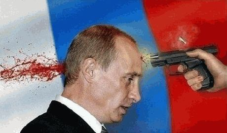 Украинский чиновник посоветовал Путину застрелится ВИДЕО