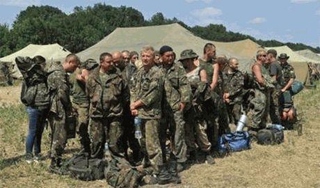Солдаты и офицеры 72-й бригады — образец мужества и храбрости, — СНБО