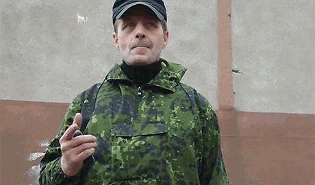 "Банда ""Беса"" атаковала колонну украинских силовиков"