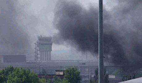 Боевики обстреливают Донецк «по графику», который можно приобрести за «определенную сумму», — жители города