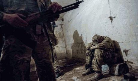 Из плена террористов освобождены еще четыре черниговских танкиста