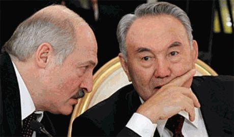 Назарбаев и Лукашенко хотят помирить Украину и Кремль